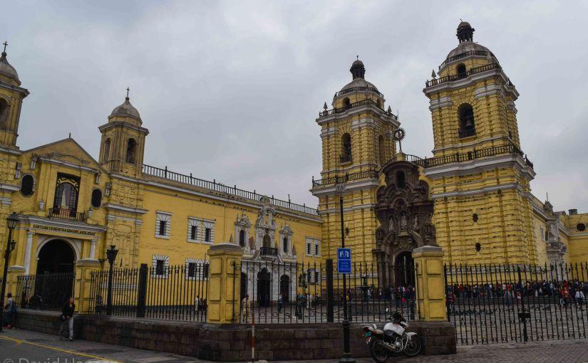 Lima, Peru – the beginning of a journey across SouthAmerica