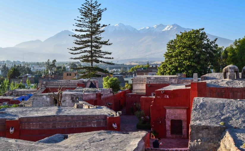 Arequipa and Colca Canyon – colonial architecture and stunning Andean landscapes