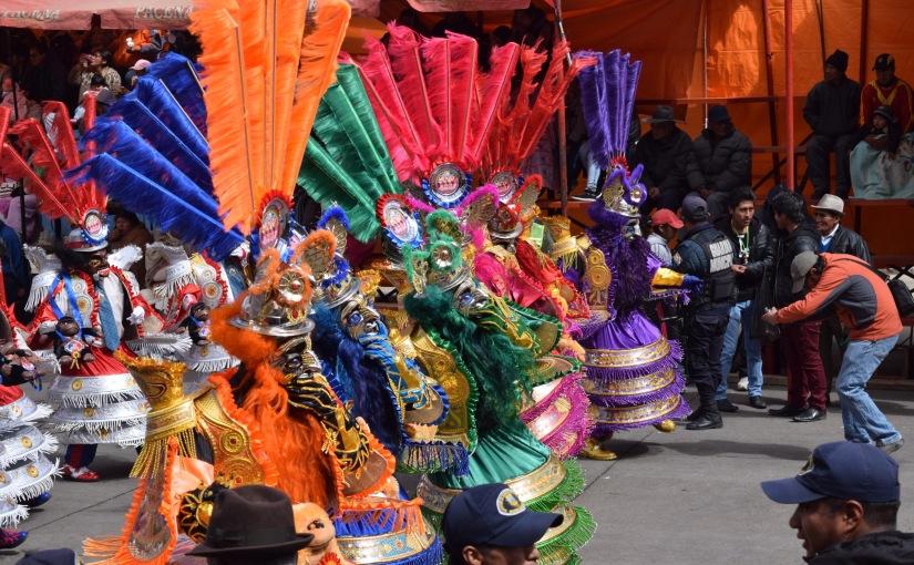 Chacaltaya – El Alto's impressive dance festival