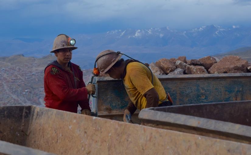 Potosí – Cerros, Strikes, and Silver Mines
