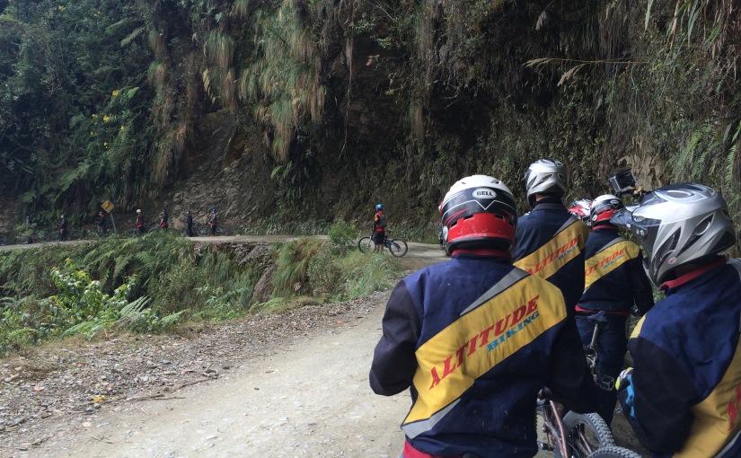 El Camino de la Muerte – Biking Bolivia's Infamous DeathRoad