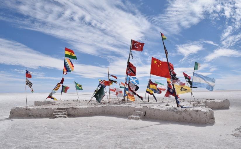 Salar de Uyuni and San Pedro de Atacama- the world's most gorgeous and inhospitable landscapes
