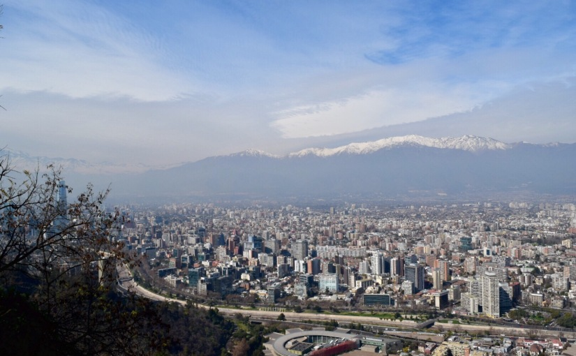 Santiago – The highly underrated capital ofChile