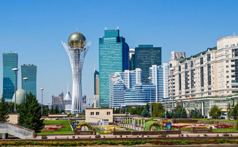 Nazarbayev University and my first week inAstana