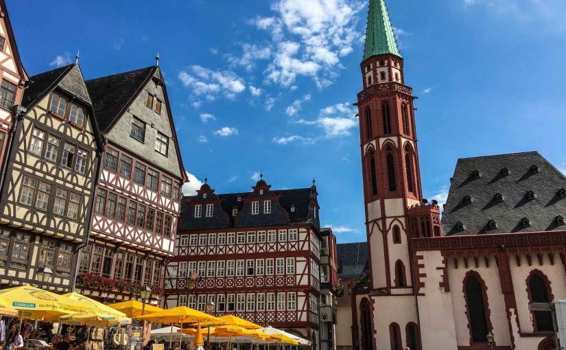 Frankfurt and Mainz – 24 hours inGermany