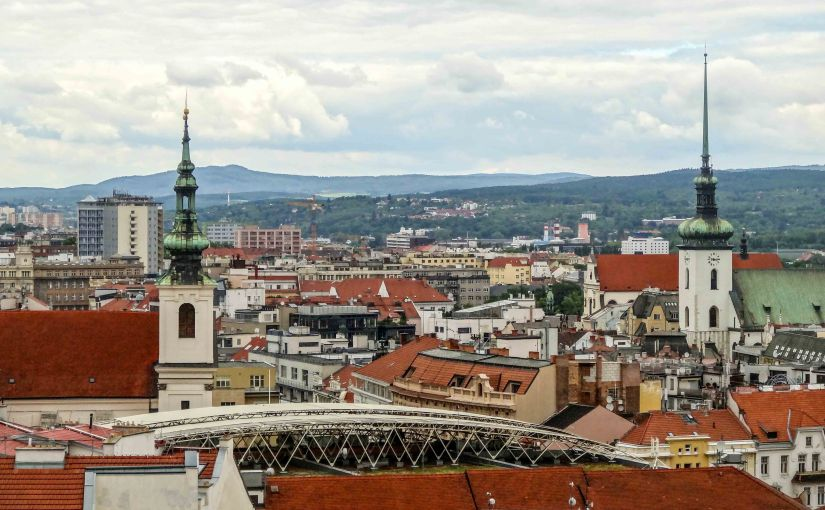 Brno – home to skeletons, mummified monks, and the birthplace ofgenetics