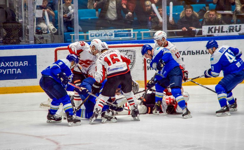 A Weekend Hockey Game in Astana – Barys vsAvangard