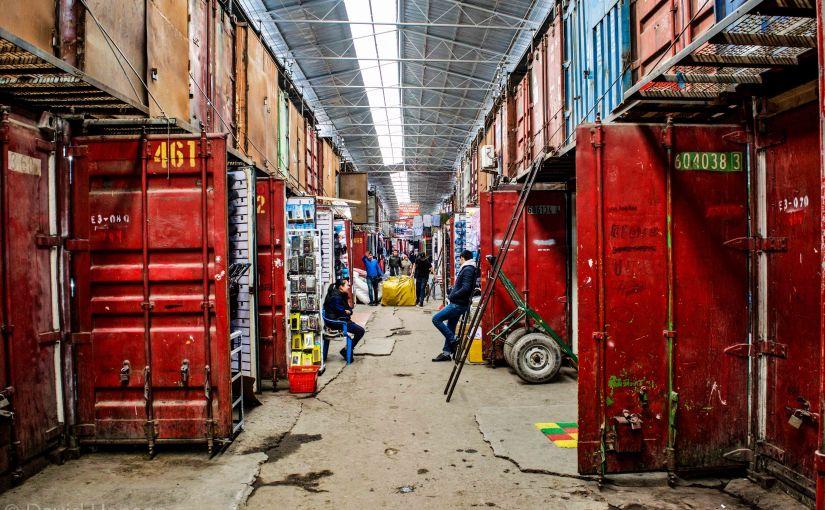 Dordoi Bazaar – haggling in Central Asia's largestbazaar