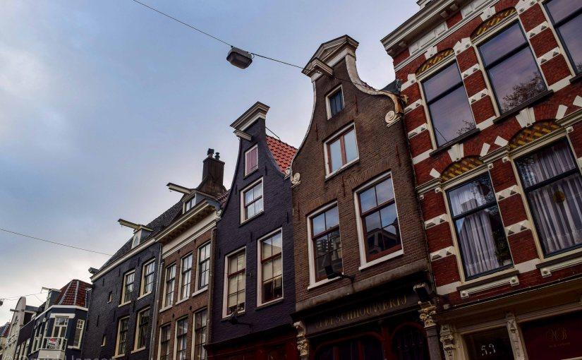 Amsterdam – Exploring the city on a short morninglayover