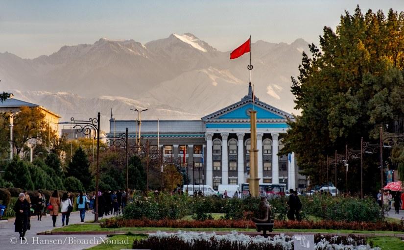 Bishkek: Three month update on life as a Fulbright ETA inKyrgyzstan